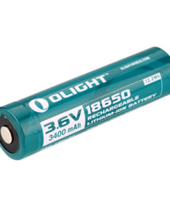 Olight 18650 Lithium-Ion 3400mAh Battery