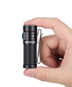 Olight S1R Baton II Επαναφορτιζόμενος Φακός 1000Lm